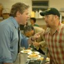 Bart Tatlock (Tom Wilson) and Larry (Larry the Cable Guy) in Larry The Cable Guy:  Health Inspector. Photo credit: Jon Barron Farmer