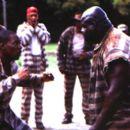 Eddie Murphy squares off against Michael Taliferro in Universal's Life - 1999