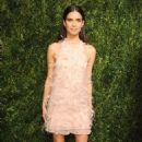 Sara Sampaio – 2017 CFDAVogue Fashion Fund Awards in NYC - 454 x 682