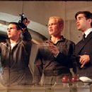 Tom Cruise, Neal McDonough and Colin Farrell in 20th Century Fox's Minority Report - 2002