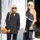 Malin Akerman – Out for lunch in Beverly Hills