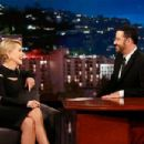 Sharon Stone at 'Jimmy Kimmel Live!' (November 2015)