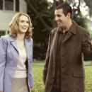 Winona Ryder and Adam Sandler in Columbia's Mr. Deeds - 2002