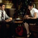 Loren Dean and Zooey Deschanel in Touchstone's Mumford - 9/99 - 350 x 239