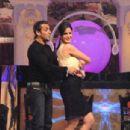 Salman Khan And Katrina Kaif In Sa Re Ga Ma Pa Challenge 2009