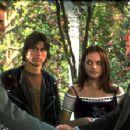 Ted Danson, Jason Ritter, Elisabeth Moss and Loren Dean in Touchstone's Mumford - 9/99