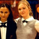 Rain Phoenix and Julia Stiles in Lions Gate's O - 2001