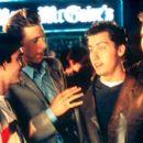 GQ, James Bulliard, Lance Bass and Joey Fatone in Miramax's On The Line - 2001 - 400 x 264