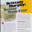 Brittany Murphy - Cosmopolitan Magazine Pictorial [United States] (July 2006)