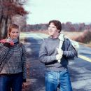 Amy Smart and Shawn Hatosy in Outside Providence