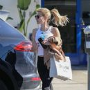 Emma Roberts – Leaves the gym in West Hollywood