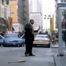 Forest Whitaker and Colin Farrell in 20th Century Fox's Phone Booth - 2002