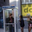 Colin Farrell, Arian Ash and Paula Jai Parker in 20th Century Fox's Phone Booth - 2002