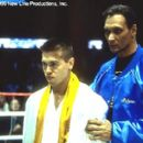 Jon Seda and Jimmy Smits in New Line's Price Of Glory - 2000