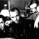 John Cusack, Billy Bob Thornton, Jake Weber and Matt Ross in Pushing Tin