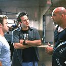 Scott Caan David Arquette and Bill Goldberg in Warner Brothers' Ready To Rumble - 2000