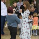 Kate Middleton – Attends the 'Back to Nature' festival in England - 454 x 648