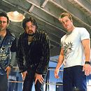David Arquette, Oliver Platt and Scott Caan in Warner Brothers' Ready To Rumble - 2000