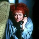 Ellen Burstyn as Sara, a lonely widowed mother who is galvanized by the prospect of appearing on television in Artisan's Requiem For A Dream - 2000