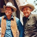 John McIntire With Doug McClure