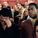Jackie Chan and Chris Tucker in New Line Cinema's Rush Hour 2 - 2001