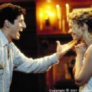 ren (Jason Biggs) and Sandy (Amanda Detmer) finally realize their true love for each other in Columbia's Saving Silverman - 2001 - 454 x 302
