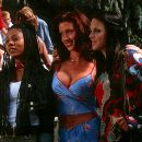 Regina Hall, Shannon Elizabeth and Anna Faris in Dimension's comedy horror movie Scary Movie - 2000