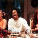 Tori Spelling, Marlon Wayans and Kathleen Robertson in Dimension's Scary Movie 2 - 2001