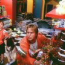 Angus T. Jones stars as James and David Arquette as Gordon in Warner Brothers' comedy See Spot Run - 2001