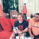 David Arquette as Gordon and Anthony Anderson as Benny in John Whitesell's 2001 comedy See Spot Run, released by Warner Bros