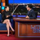 Jessica Biel – Late Show With Stephen Colbert