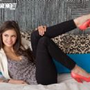 Nina Dobrev Saturday Night Magazine September 2010 Pictorial Photo - United States