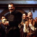 Geoffrey Rush, Tom Wilkinson and Ben Affleck in Shakespeare In Love