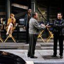 Drena De Niro, Rene Russo, Eddie Murphy, William Shatner and Robert De Niro in Showtime - 2002