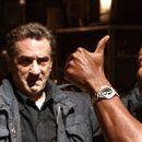 Robert De Niro and Eddie Murphy in Showtime - 2002
