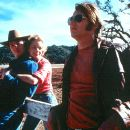 Shawn Hatosy, Kimberly Williams and Liam Waite in Fine Line's Simpatico - 1999