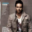 José Ron- Men's Health Magazine Mexico October 2012
