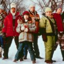 Schuyler Fisk, Jade Yorker, Zena Grey, Mark Webber, Josh Peck and J. Adam Brown in Paramount's Snow Day - 2000 - 400 x 270