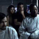 Jeremy Davies, Natascha McElhone, George Clooney and Viola Davis in 20th Century Fox's Solaris - 2002