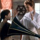 Emmy Rossum and Janet McTeer in Lions Gate's Songcatcher - 2001