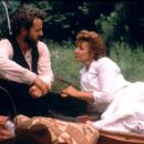 Aidan Quinn and Janet McTeer in Lions Gate's Songcatcher - 2001