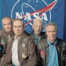 James Garner, Tommy Lee Jones, Donald Sutherland and Clint Eastwood in Warner Brothers' Space Cowboys - 2000