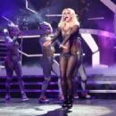 Britney Spears Performs At Her Piece Of Me Tour In Las Vegas