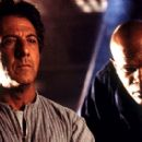 Dustin Hoffman and Samuel L. Jackson in Sphere - 1998