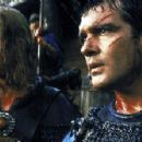 Dennis Storhoi and Antonio Banderas in The 13th Warrior - 350 x 223