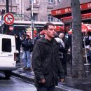 Matt Damon as Jason Bourne in Universal's The Bourne Identity - 2002
