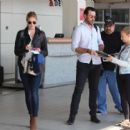 Kate Upton and Justin Verlander – Catch a flight to Houston - 454 x 415