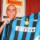Ronaldo when he signed for Inter