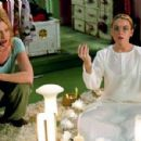 """Glenne Headly, Lindsay Lohan in """"Confessions of a Teenage Drama Queen"""" (2004)"""