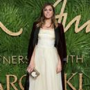 Amber Le Bon–2017 Fashion Awards in London - 454 x 681